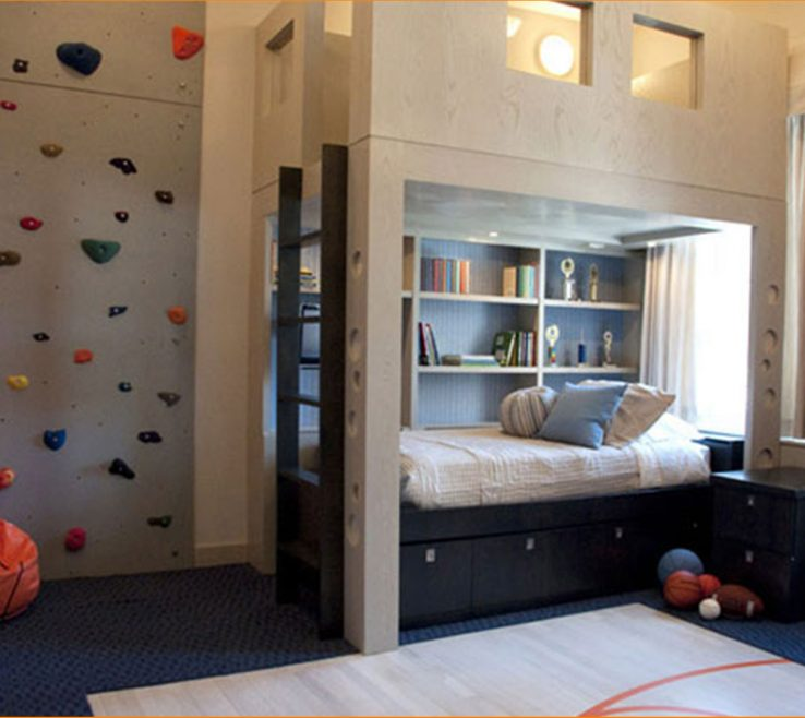 Impressing Cool Kids Bedrooms Of Wonderfull Amazing Of Room Creative Kid Rooms
