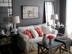Gray Paint Living Room