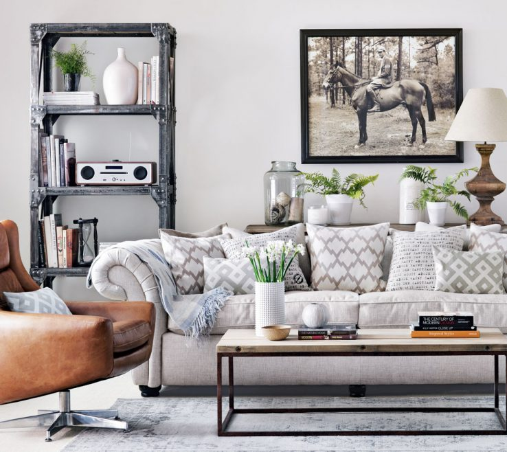 Impressing Grey Paint Living Room Of 17 Ideas For Rooms That Are Elegant