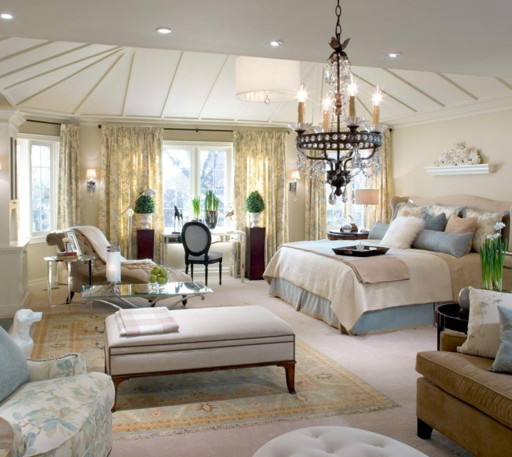 Impressing Large Bedroom Ideas Of Carpet