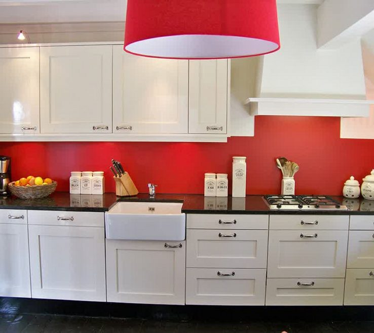 Impressing Red Kitchens Of Blue And Kitchen Ideas Rustic Kitchen Island