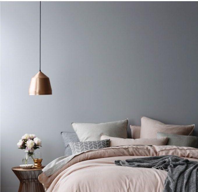 Impressive Bedroom Color Palette Of Otra Idea Genial Para El Dormitorio, Pero