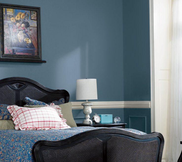 Impressive Bedroom Paint Schemes Of