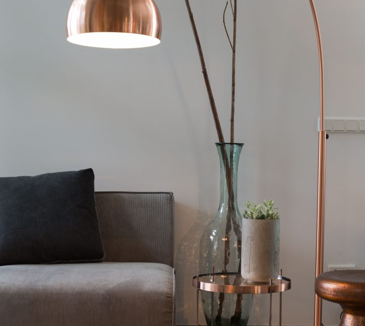 Impressive Floor Lamp Ideas For Living Room Of Herfst Teinten Met Producten Van Zuiver Metal