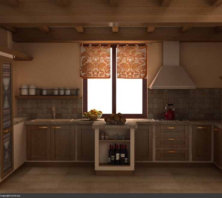 Impressive Small Rustic Kitchen Of Simple Ideas With Ideas