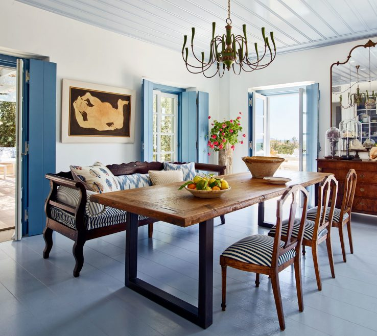 Impressive What To Put In The Middle Of Your Kitchen Table Of Tips Mix And Match Dining Room Chairs