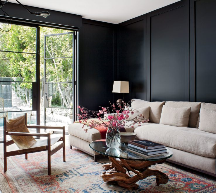 Ing Architectural Digest Living Room