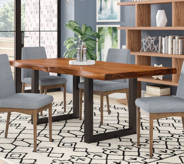 Ing Dining Table With Different Chairs