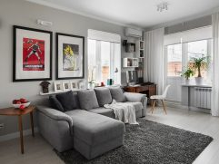 Grey Paint Living Room