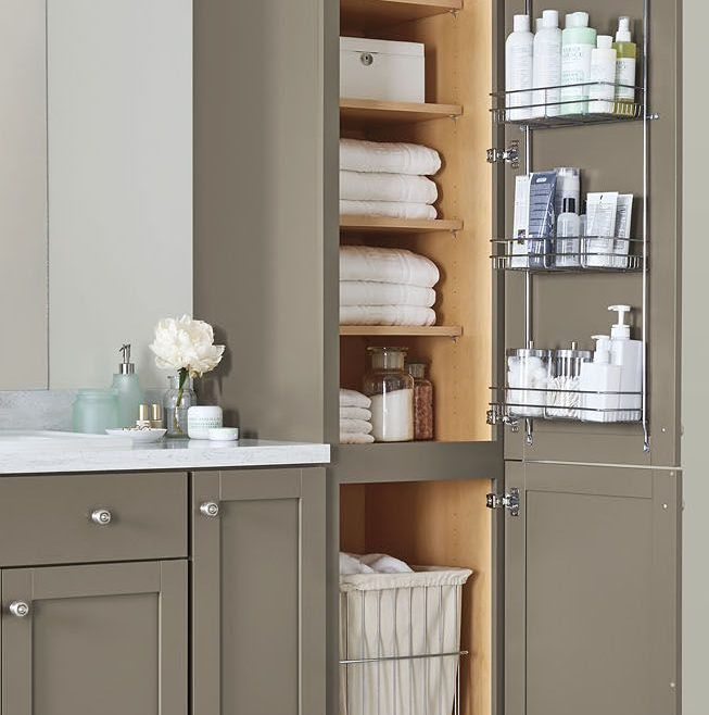 Ing His And Her Bathroom Vanities Of An Organized Vanity Is The Key