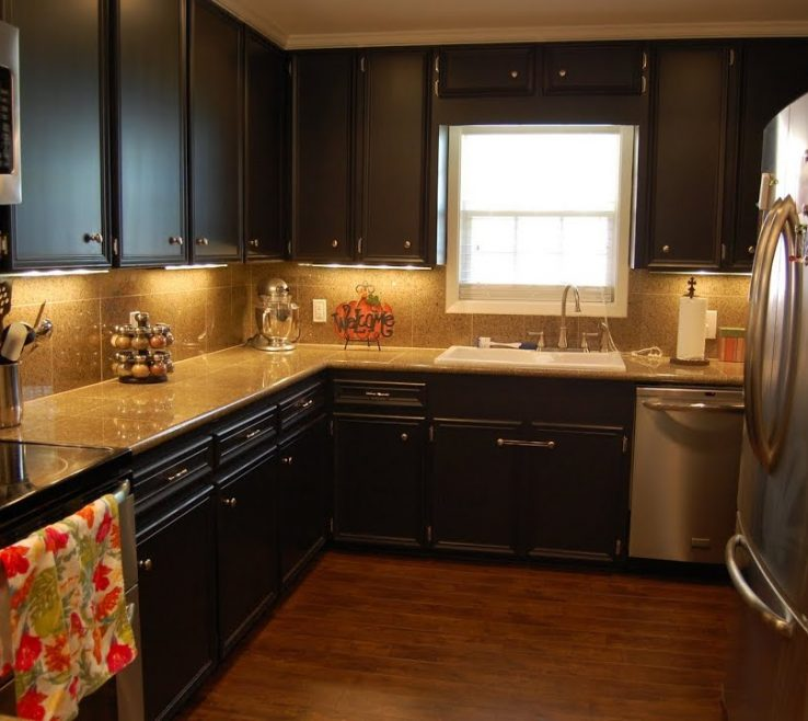 Ing Images Of Painted Kitchen S Of Painting | Painting A Dark Color