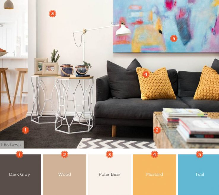 Ing Living Room Color Ideas 2017 Of Contemporary Superbeal