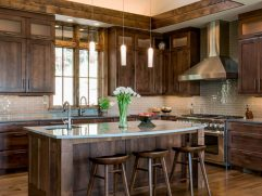 Modern Rustic Kitchen Designs