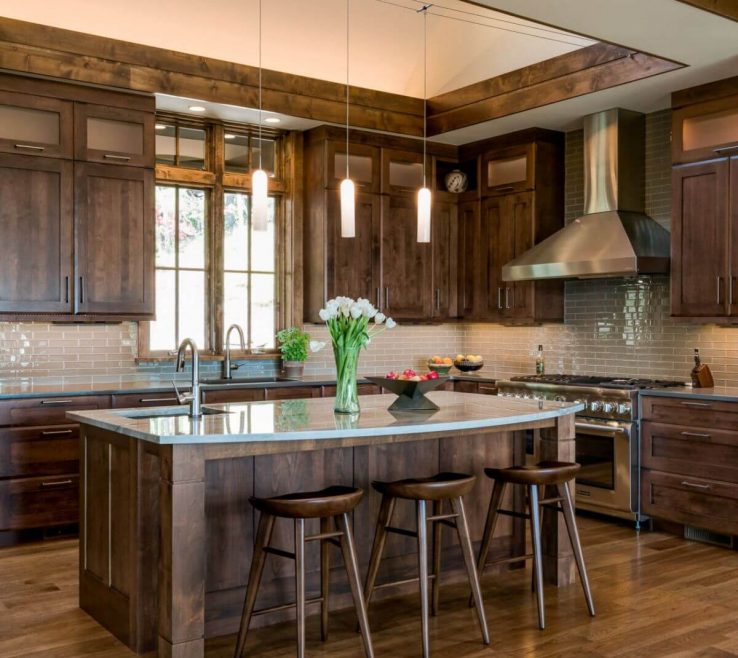 Ing Modern Rustic Kitchen Designs