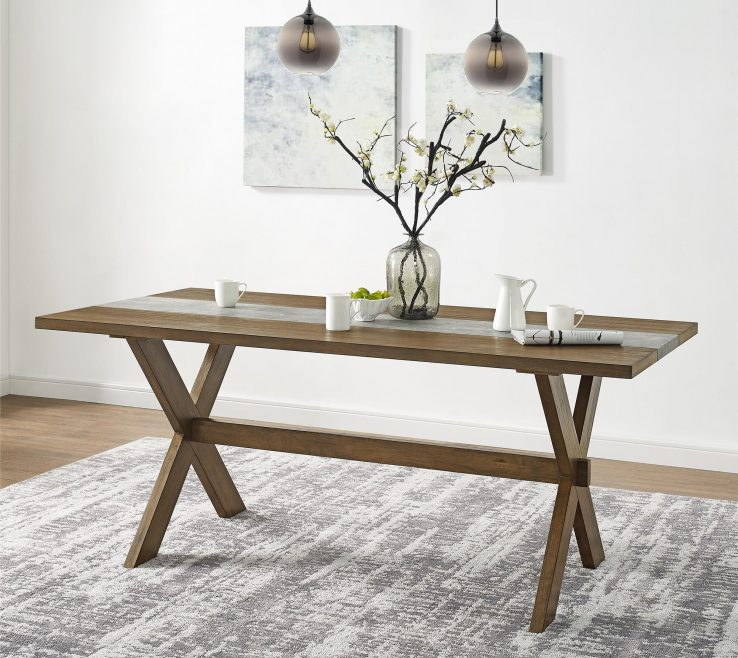 Ing What To Put In The Middle Of Your Kitchen Table Of Dine Style With Dorel Living Harlem Dining