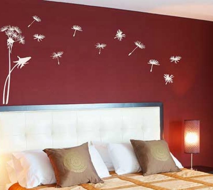 Inspiring Bedroom Paint Design Of Painting Ideas