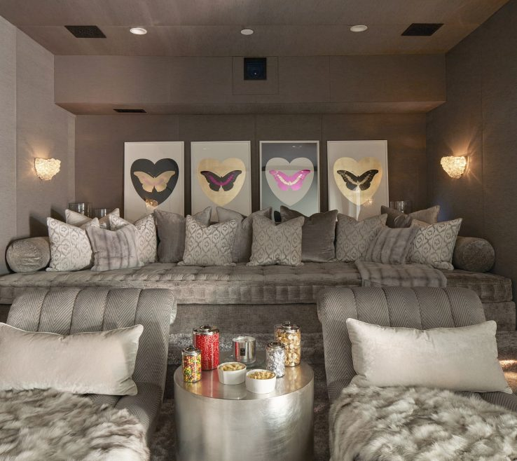 Inspiring Kardashian Kitchen Of Khloe E Interior Inspirationa Khloe Bedroom