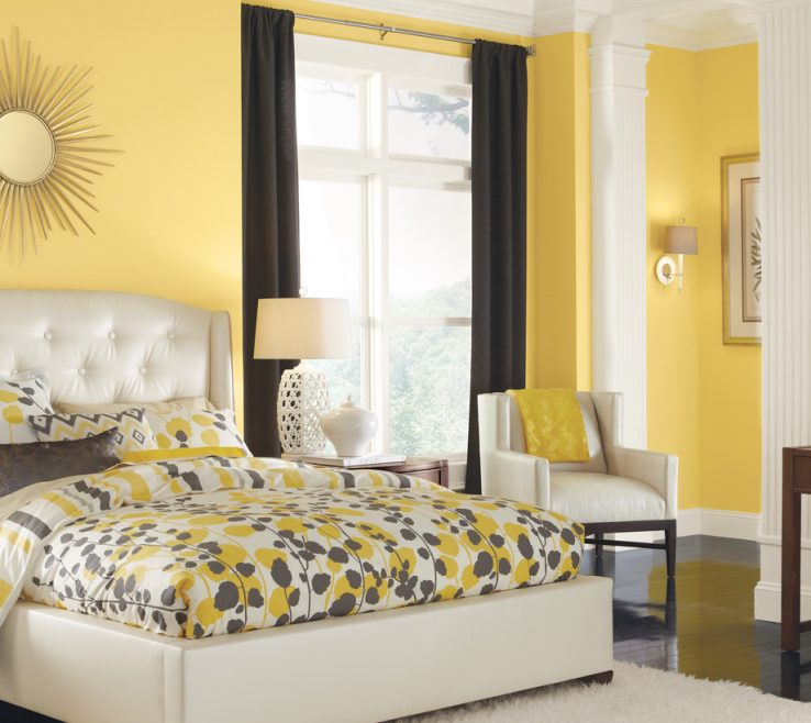 Inspiring Master Bedroom Paint Of
