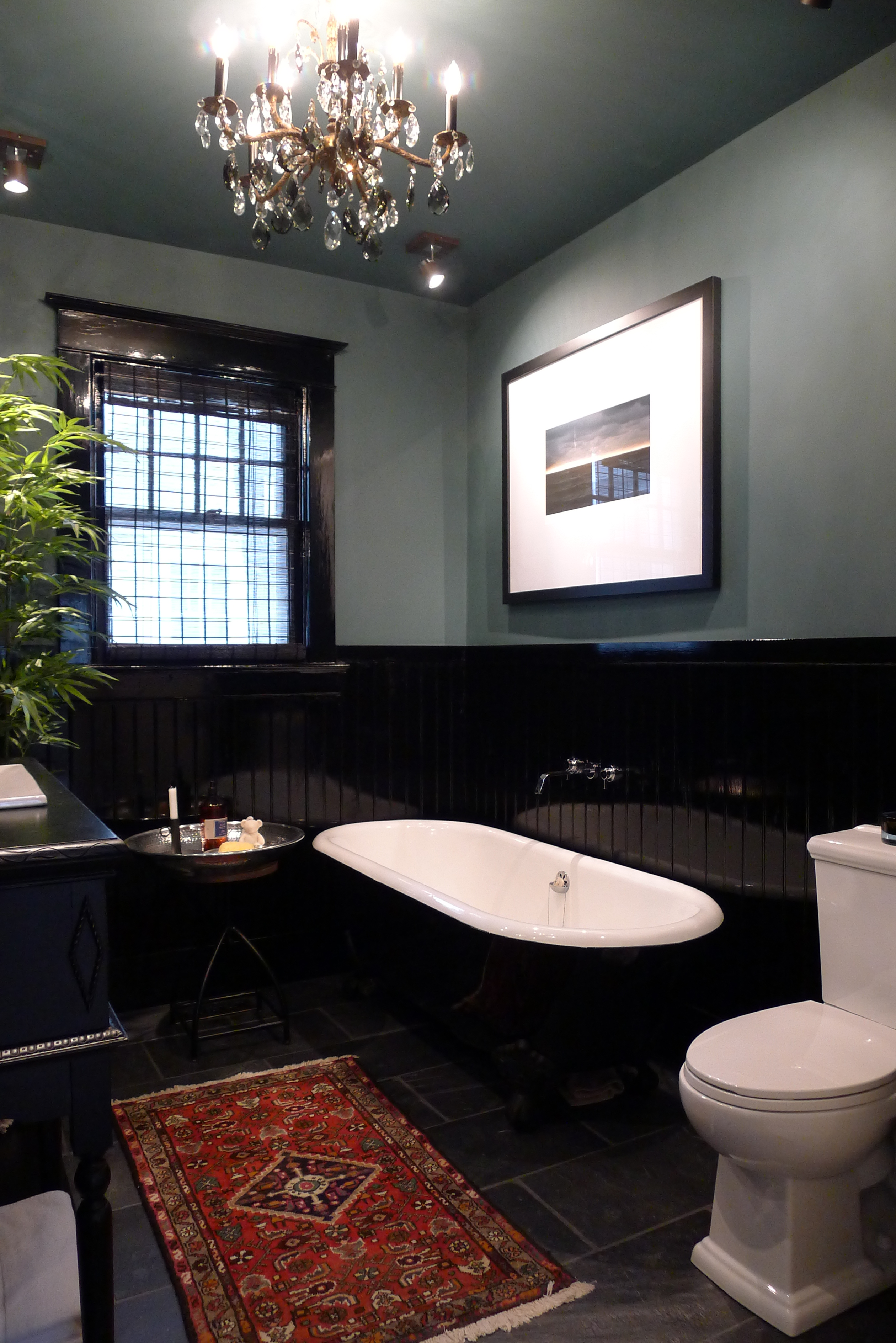 Inspiring Renovated Bathrooms Of The Upstairs Bathroom Is Designed With Modernity