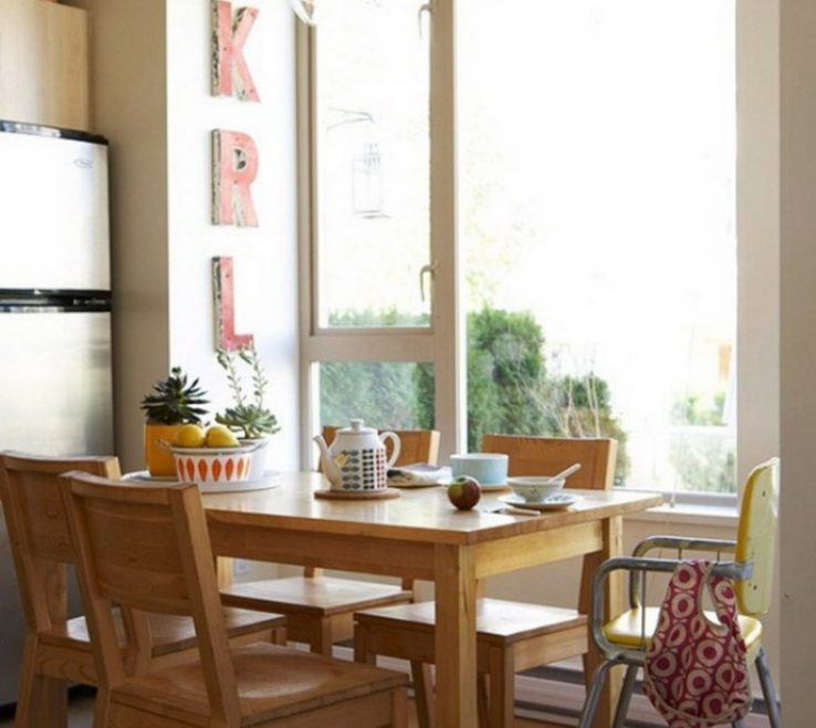 Inspiring Small Eat In Kitchen Table Ideas Of Full Size Of Decoration:ikea Dining Set