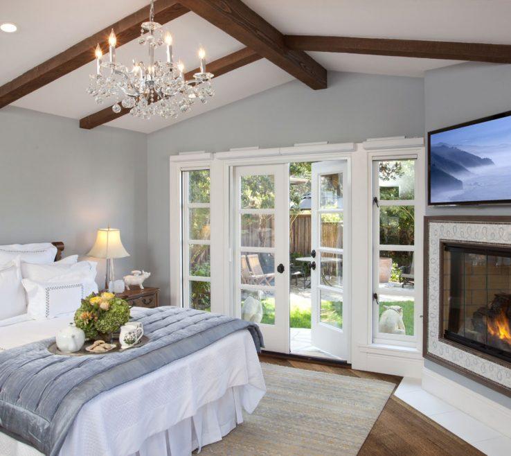 Interior Design For Bedroom Fireplace Ideas