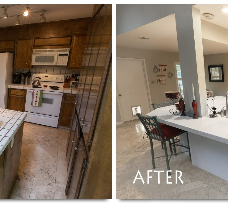 Interior Design For Before And After Kitchen Remodel Of Edaeb Photo Of