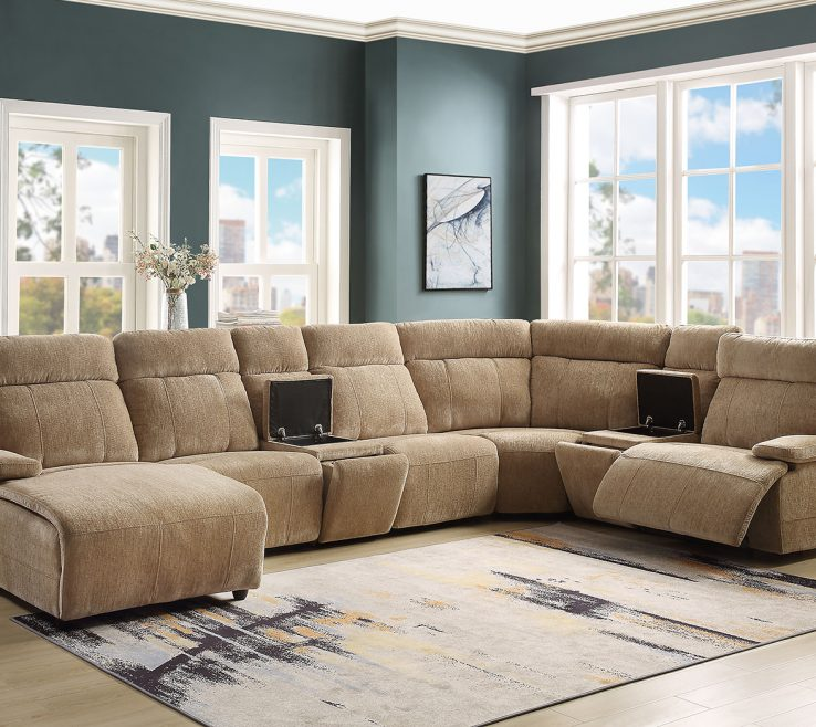 Interior Design For Living Room Without Couch Of Baron Pc Power Recline Modular