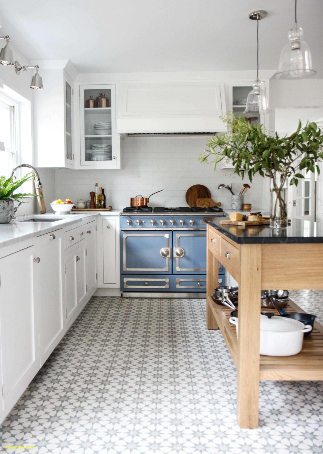 Interior Design For Luxury White Kitchen Of Modern