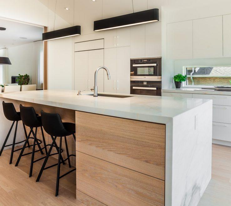 Interior Design For Modern Style Kitchen Of Designs