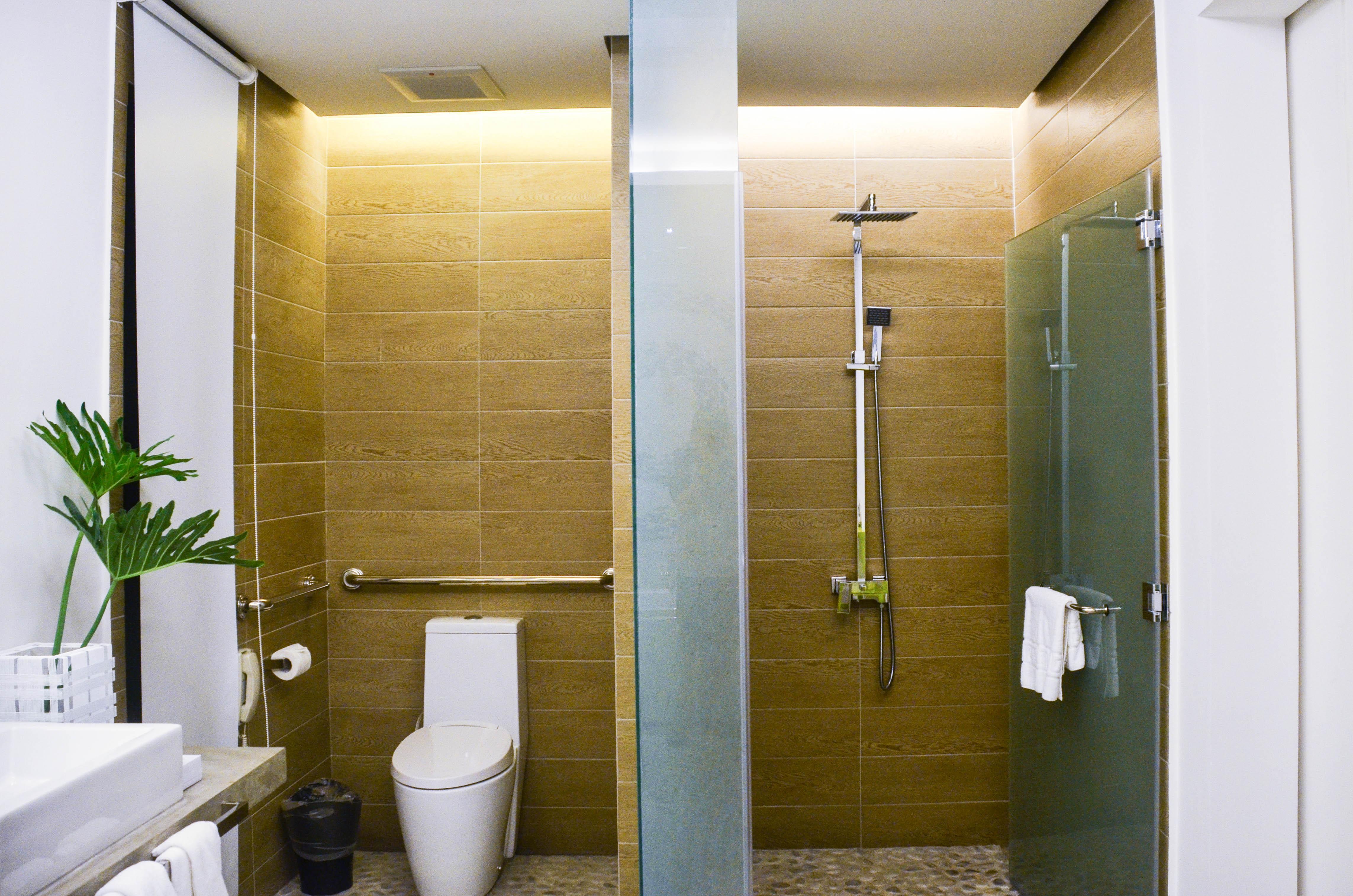 Interior Design For Renovated Bathrooms
