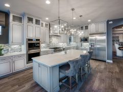 Sensational Kitchen Trends 2017 Of 5 Design To Take From Model Homes Download Free Architecture Designs Grimeyleaguecom