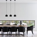 Lighting Over Dining Room Table Of 8 Ideas For Above Your // Three