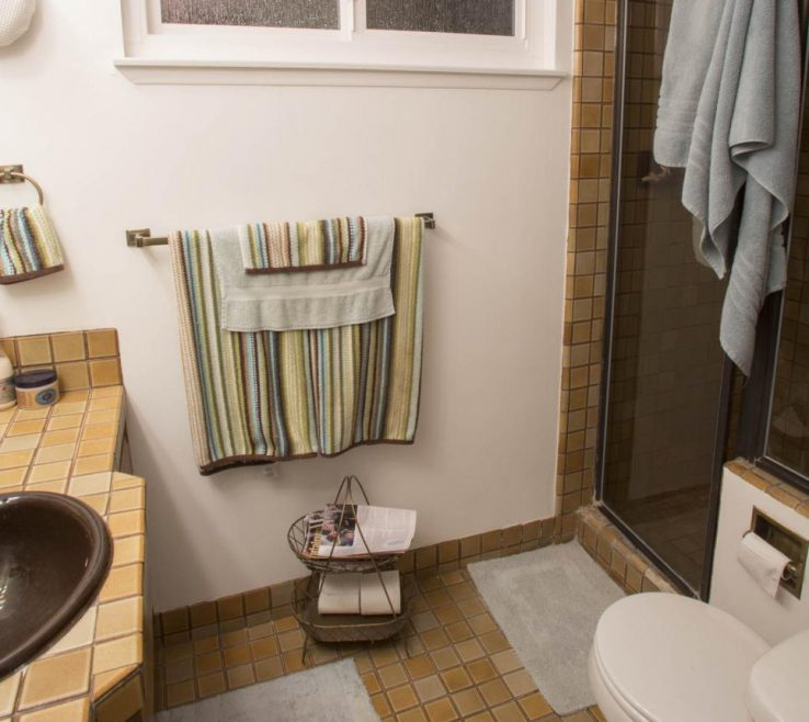 Likeable Bathroom Makeovers Before And After Of · Diy