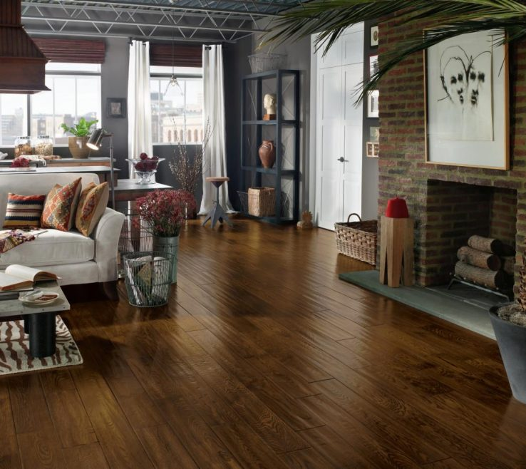 Likeable Best Living Room Flooring Options