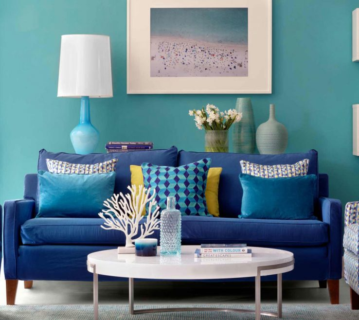 Likeable Blue And Green Living Room Of Large Images Of Decorating Ideas Burgundy