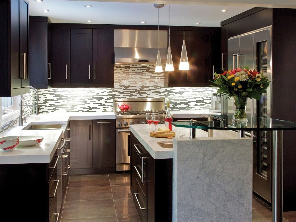 Likeable contemporary kitchen ideas of modern interior design latest