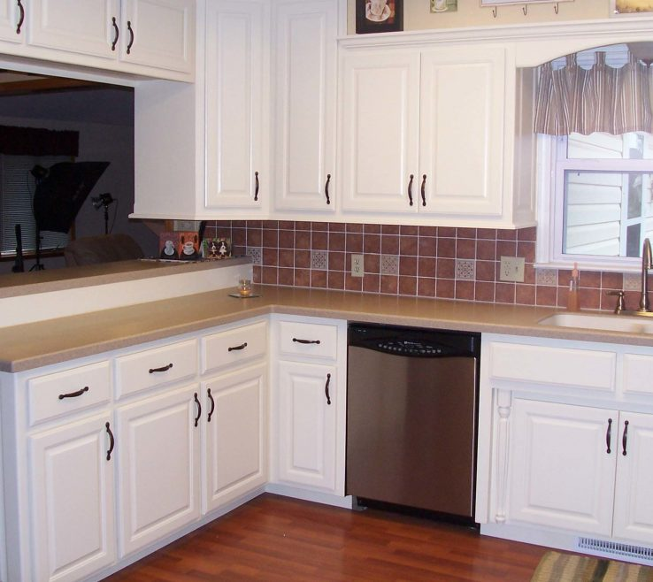 Likeable Kitchen Remodels With White S Of Floor Ideas Floor Ideas On A Budget