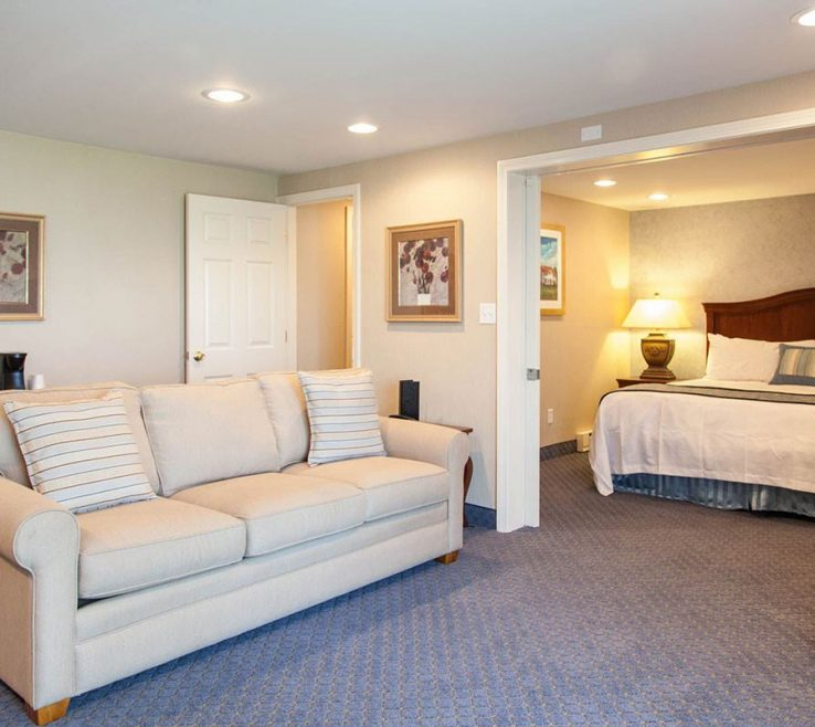 Likeable Master Bedroom Suite Of Ocean View Red Jacket Beach Resort