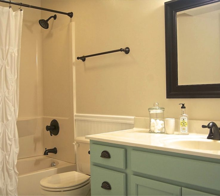 Likeable Small Bathroom Makeover Ideas Of Amazing Before And After Makeovers