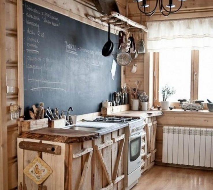 Likeable Small Rustic Kitchen Of Country Designs Amazing Decor Beautiful Kitchens Regarding