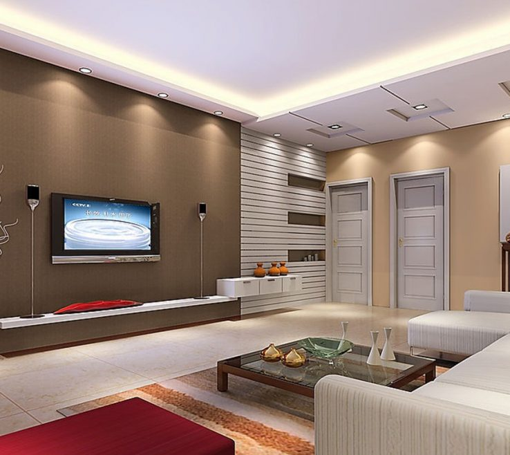 Living Room Interior Design Of Best