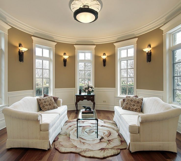 Living Room Lamp Ideas Of Recessed Lighting For Family Ceiling