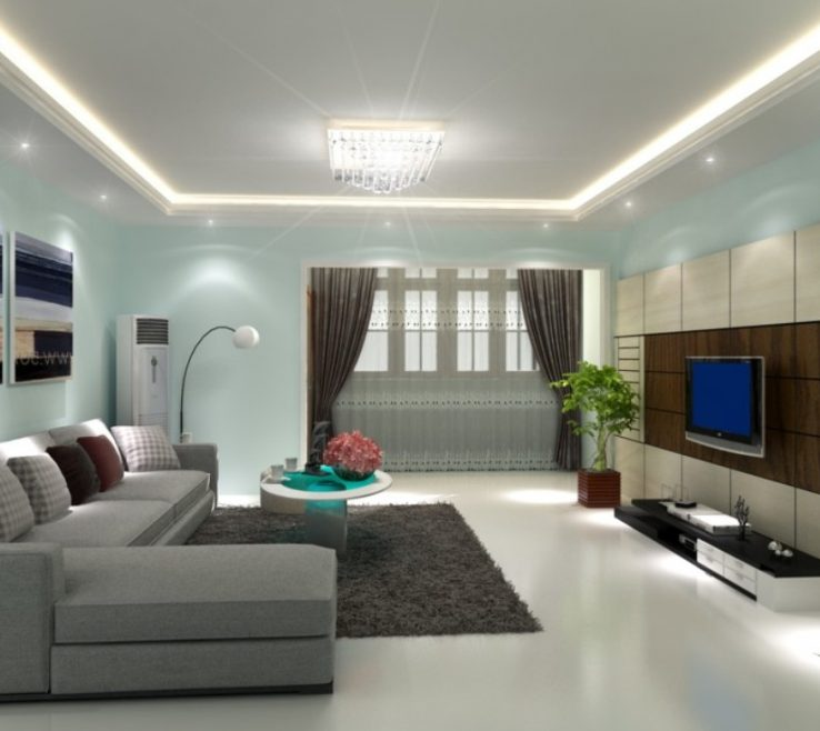 Living Room Paint Ideas 2017