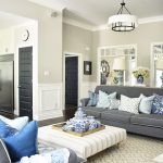 Living Room With Ottoman Of Style Your Coffee Table A Tered