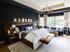 Superbealing Architectural Digest Bedrooms Of A Master Bedroom In This Maryland