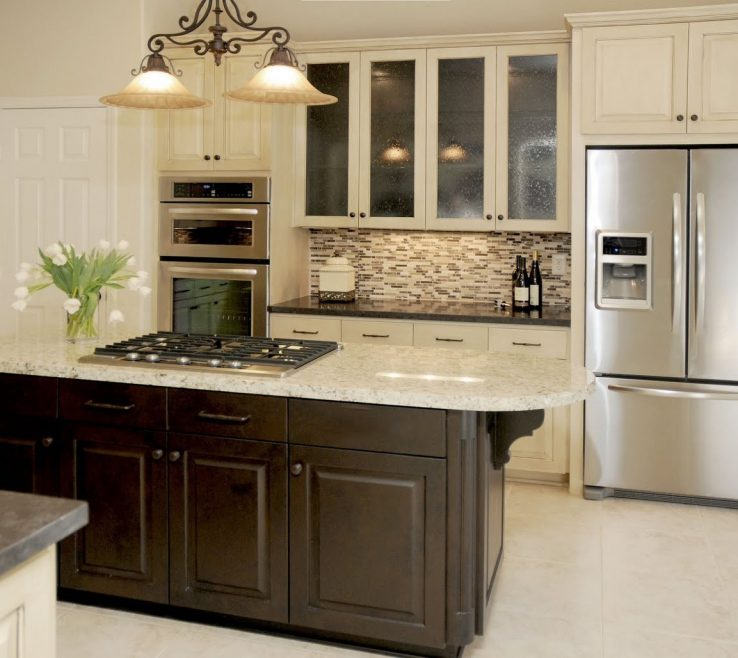 Lovely Kitchen Remodel Before And After Pictures Of Fullsize Of Enamour Galley Image Galley Ideas