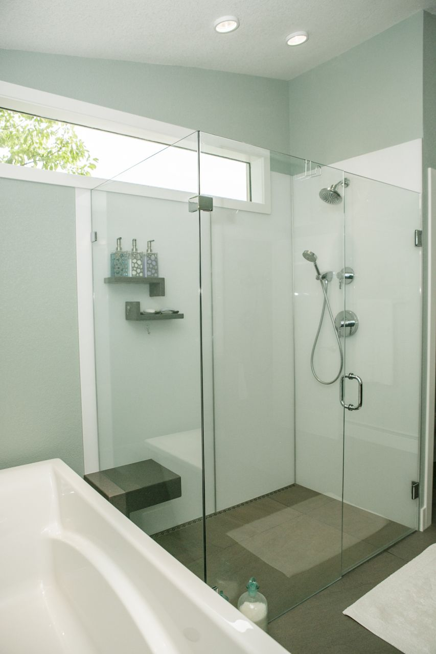 Grout Free High Gloss Acrylic