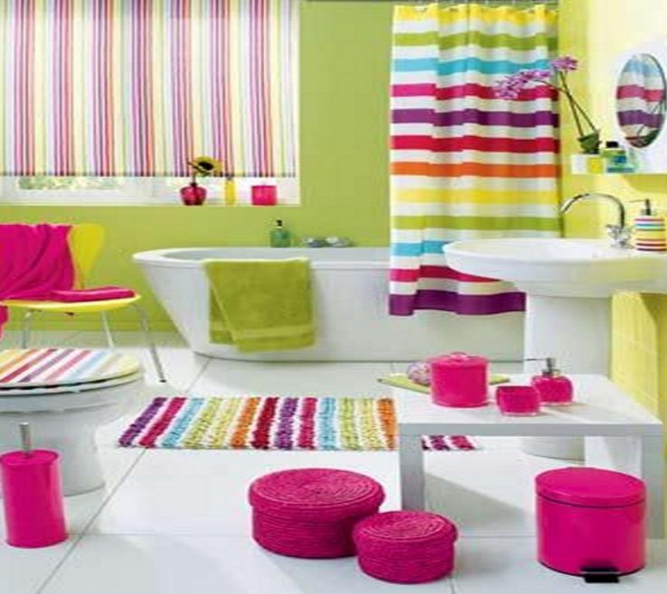 Magnificent Colorful Bathrooms Of Bathroom:colorful Fresh On Wonderful Bathroom Design Ideas