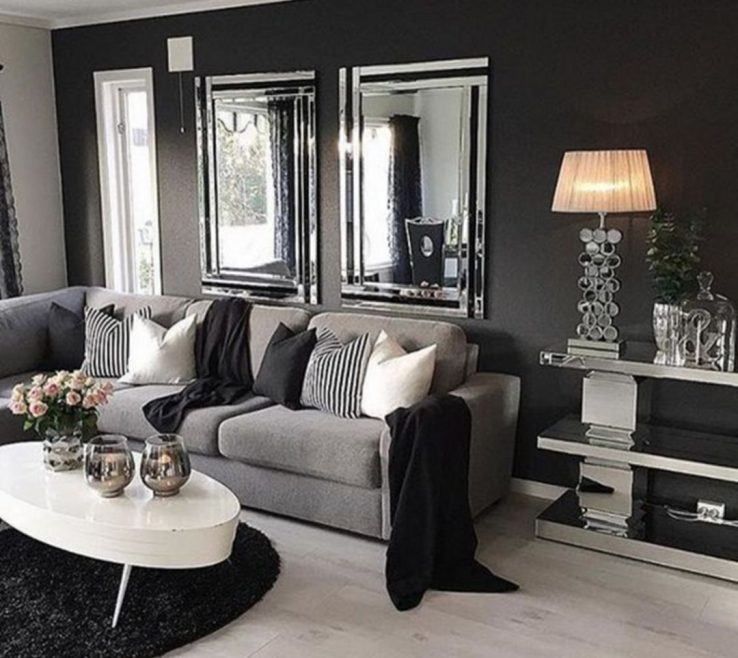 Magnificent Grey Living Room Decor 30+ Elegant Gray Ideas For Amazing