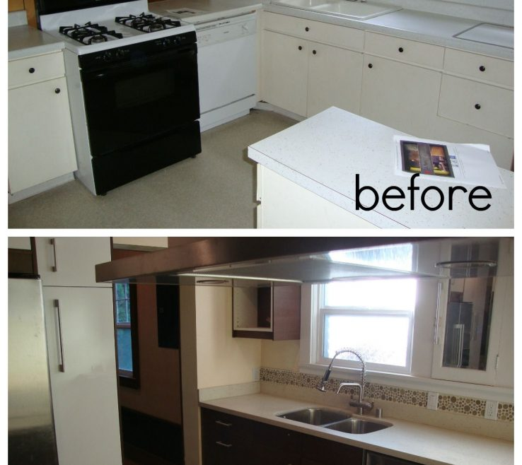 Magnificent Kitchen Remodel Before And After Pictures Of Seattle Remodel